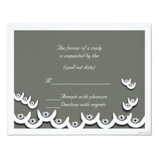 osram ne nsoroma ii (faithfulness) slate grey rsvp card