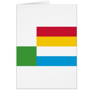 Oss, Netherlands Greeting Card