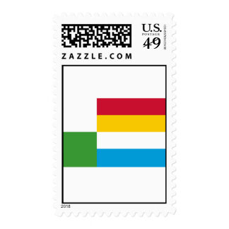 Oss, Netherlands Postage Stamp