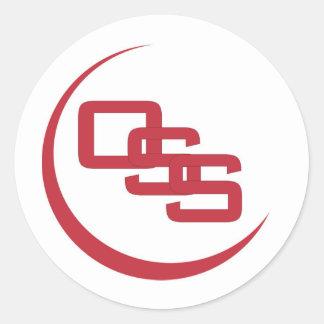 OSS Sticker