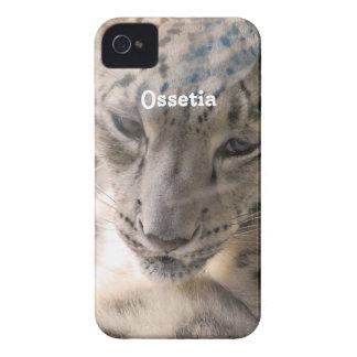 Ossetia Snow Leopard Case-Mate iPhone 4 Case