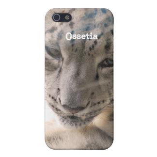 Ossetia Snow Leopard iPhone 5 Case