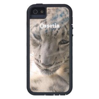 Ossetia Snow Leopard iPhone 5 Cover