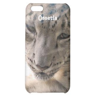 Ossetia Snow Leopard iPhone 5C Cases