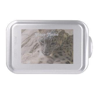 Ossetia Snow Leopard Cake Pan