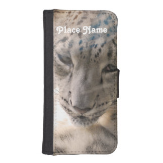 Ossetia Snow Leopard iPhone 5 Wallets