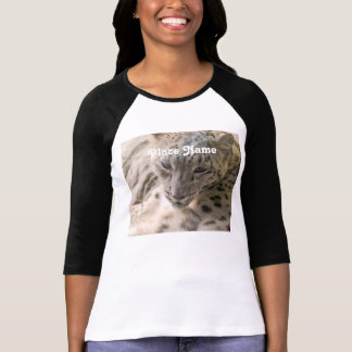 Ossetia Snow Leopard T-shirts