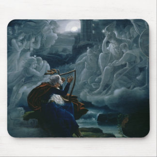 Ossian conjures up the spirits mouse pad