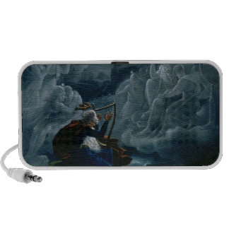 Ossian conjures up the spirits portable speakers