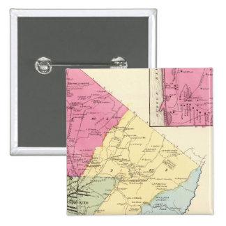 Ossining, Sparta Pin Cuadrado