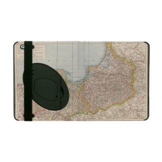 Ost u Westpreussen, East and West Prussia iPad Folio Cases
