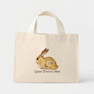 Ostara Bunny1 Mini Tote Bag