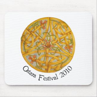 Ostara festival Knot Mouse Pad