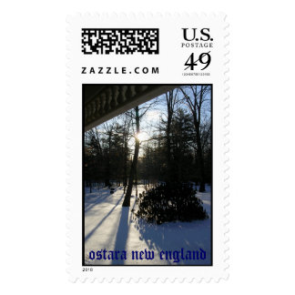 ostara new england stamps
