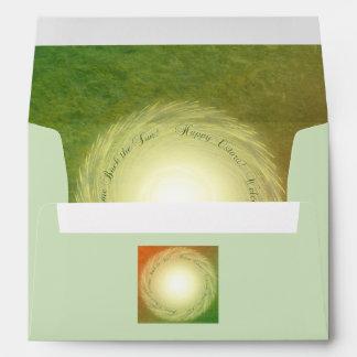 Ostara! Welcome Back the Sun! Envelope