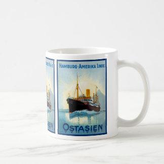 Ostasien Classic White Coffee Mug