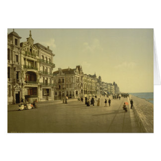 Ostend - The Embankment Card