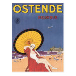 Ostende - Belgique Post Card