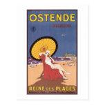 Ostende Belgique Post Cards
