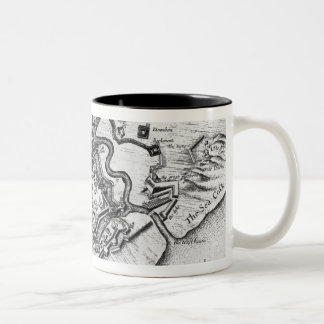 Ostende, from 'Commentaries Two-Tone Coffee Mug