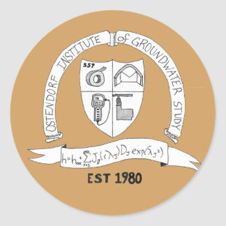 Ostendorf Institute Stickers