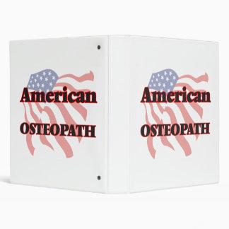 """Osteópata americano carpeta 1"""""""