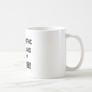 Osteopathic Physicians Are The Bomb! Coffee Mug