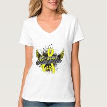 Osteosarcoma Awareness 16 T-Shirt