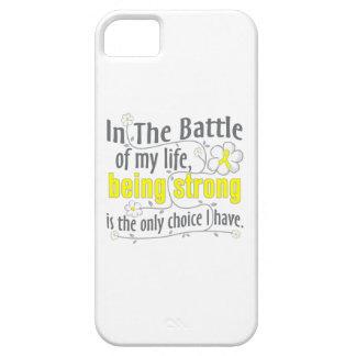 Osteosarcoma en la batalla iPhone 5 Case-Mate cárcasas