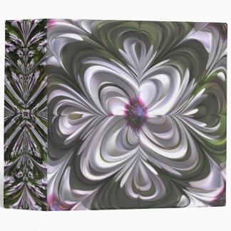 Osteospermum Abstract Avery Binder