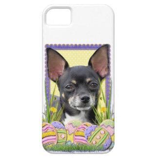 Osterei-Plätzchen - Chihuahua iPhone SE/5/5s Case