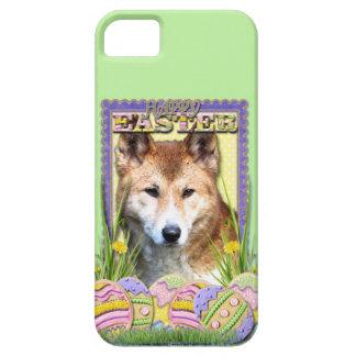 Osterei-Plätzchen - Dingo iPhone SE/5/5s Case