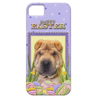 Osterei-Plätzchen - Shar Pei iPhone SE/5/5s Case