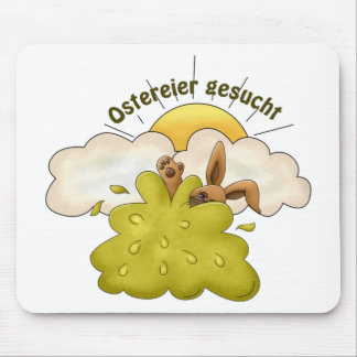 Ostereier Mouse Pad