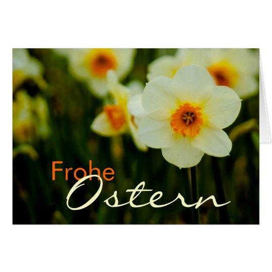 Osterglocken • Osterkarte Card