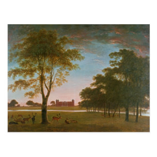 Osterley House and Park at Evening Post Cards