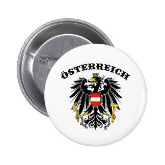 Osterreich Pinback Buttons