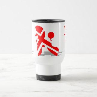 Österreich Pudel Travel Mug