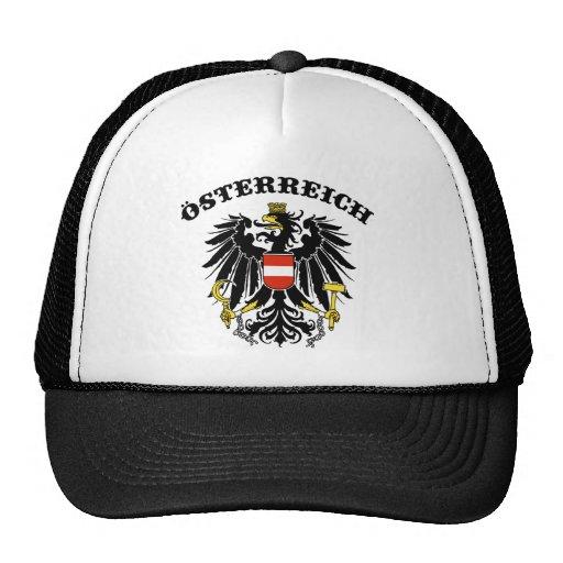 Osterreich Trucker Hat