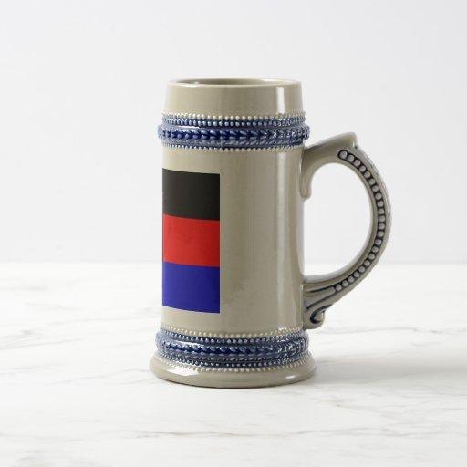 Ostfriesland Flag 18 Oz Beer Stein