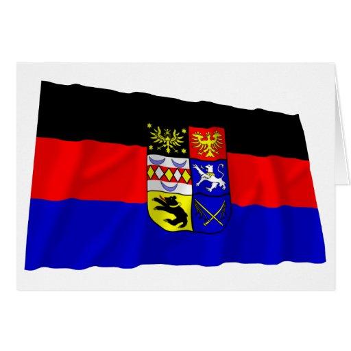 Ostfriesland Flag Cards