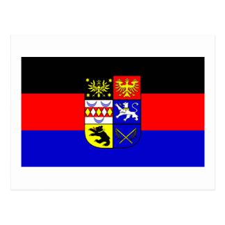 Ostfriesland Flag Postcard