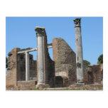 Ostia Antica - Roman ruins Postcard