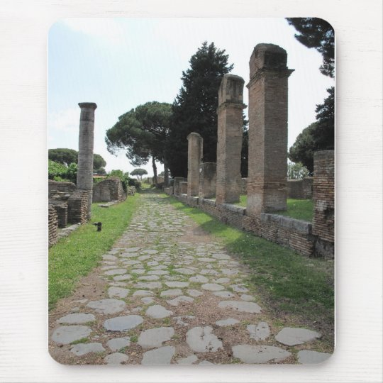 Ostia - Harbour City of Ancient Rome Mouse Pad