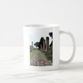 Ostia - Harbour City of Ancient Rome Mugs