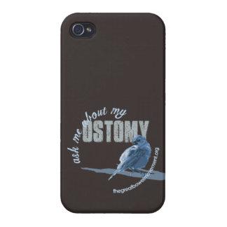 Ostomy Awareness Little Birdie iPhone 4/4S Case