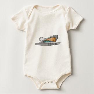 Ostra embarazada Berlín Body Para Bebé