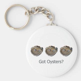 ¿ostras conseguidas? llaveros personalizados