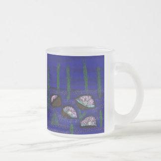 ostras tazas de café