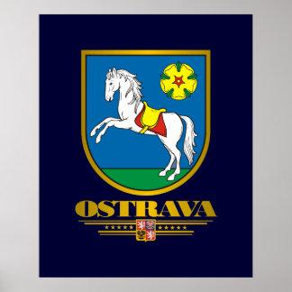 Ostrava COA Posters